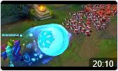 LOL:新版雪人努努一个雪球可以击杀多少小兵?