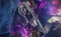 LOL:驯龙女巫-婕拉COS
