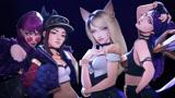 2018英雄联盟S8总决赛开幕式:K/DA全新单曲《POP/STARS》