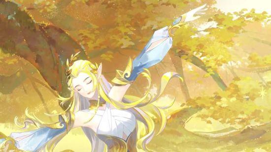 《王者荣耀》绝版英雄艾琳重塑,即将上线