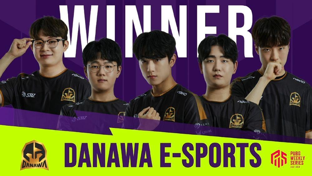 《绝地求生》PWS东亚联赛:DNW获得周冠军