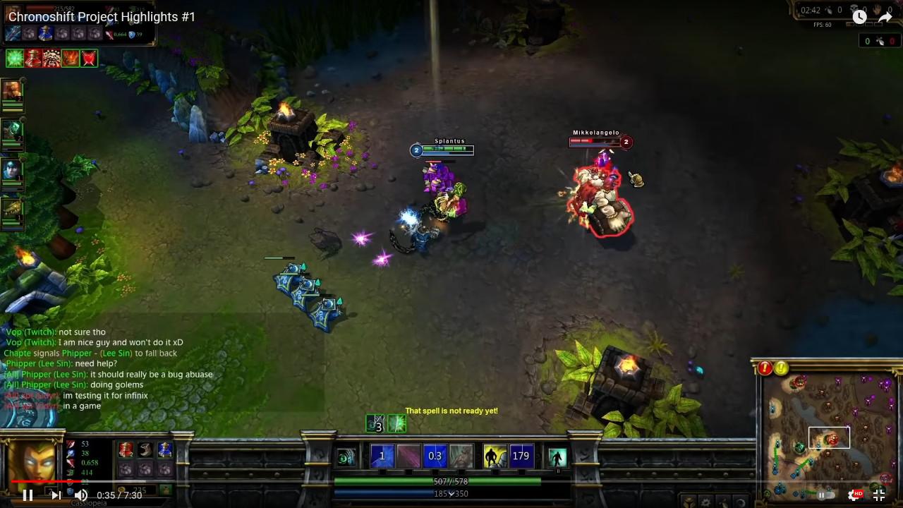 玩家开发《英雄联盟经典版》,遭拳头官方警告