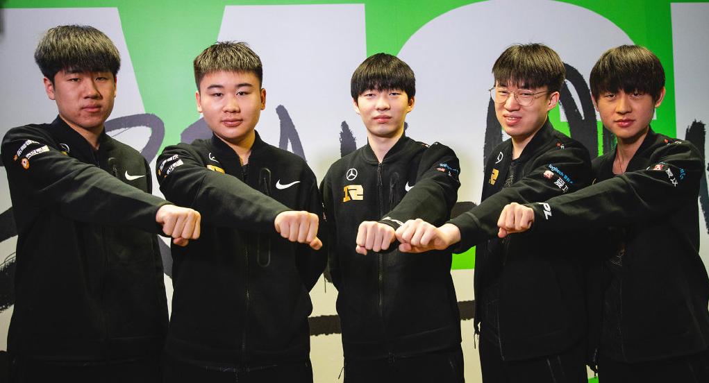 DK打野Canyon:Wei是RNG的战术核心