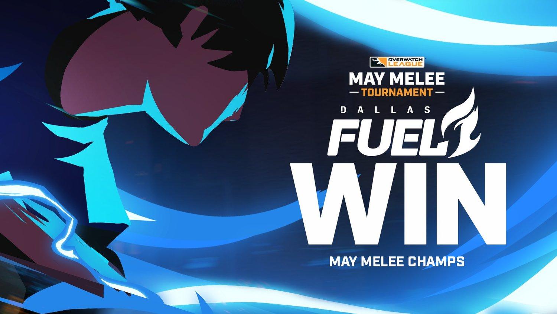 《守望先锋》首次打总决赛就夺冠!OWL燃料队夺五月锦标赛冠军