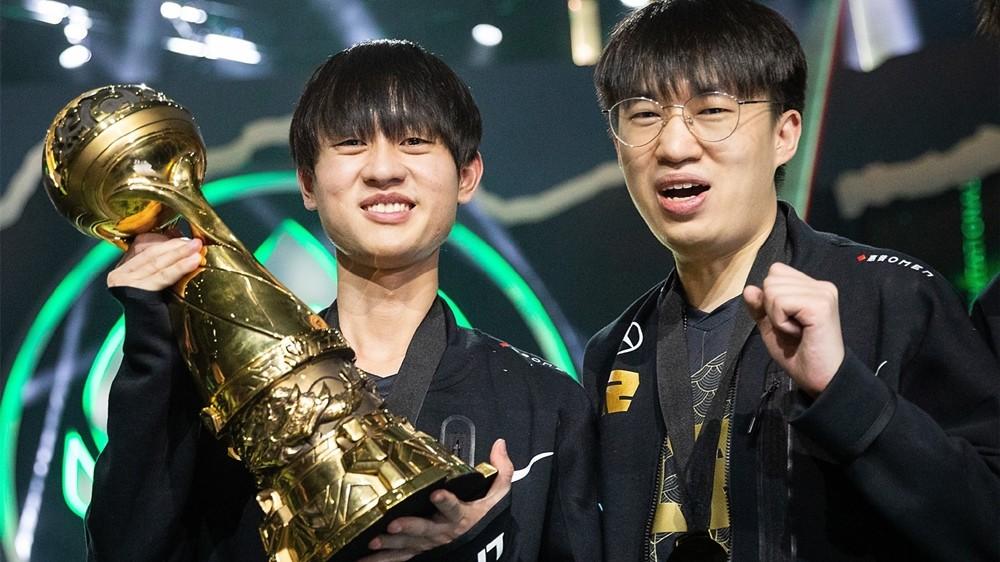 MSI季中赛RNG夺冠后,DK粉丝气急败坏