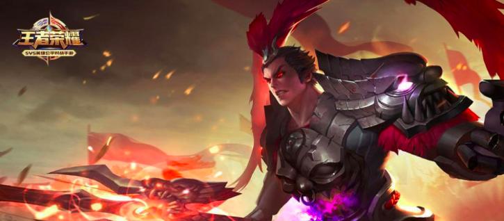 王者荣耀S24赛季第一战神,梦奇可以和吕布对抗