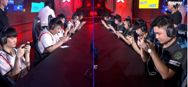 枪战王者:EP以3:1击败R.LGD,挺进总决赛