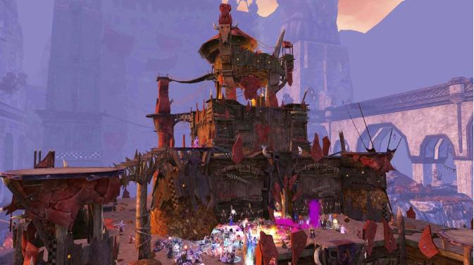 《战锤Online》迎来玩家更新,增加2个城市