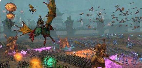 《全战:战锤3》曝光震旦天朝传说与历史